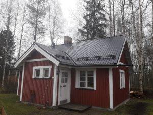Teemme kattoremontit Loppi, Hyvinkää ja Riihimäki -alueilla