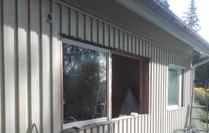 Terttu ikkunanvaihtotyö